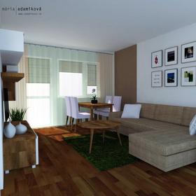 Návrh obývacej izby /2015/