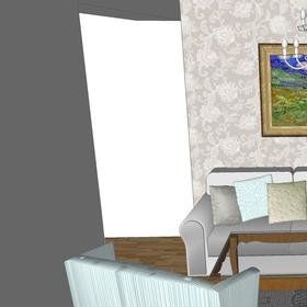 Návrh interiéru v rodinnom dome