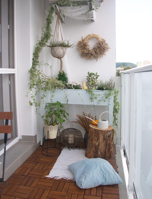 balkon dekorovanie