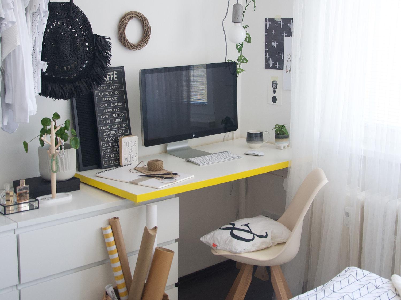 Ako si doma urobiť pracovné miesto rýchlo a lacno