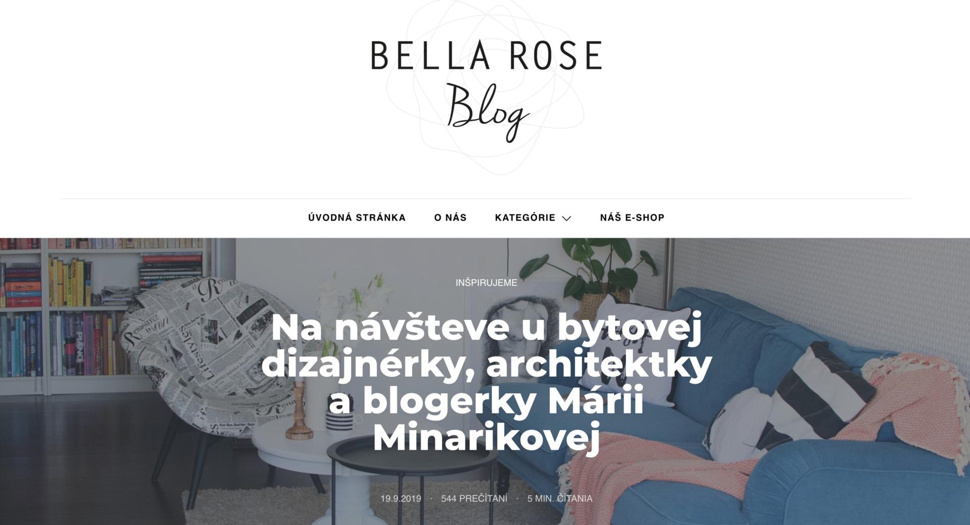 Bellarose blog