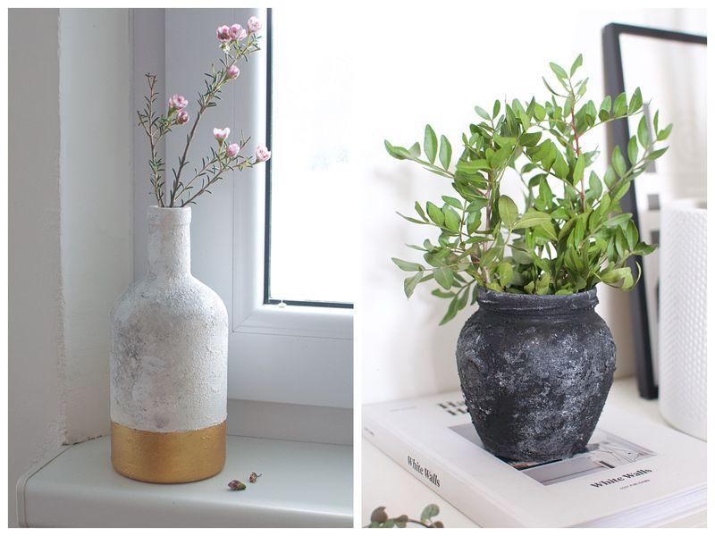 DIY: upcyklovanie starých nádob