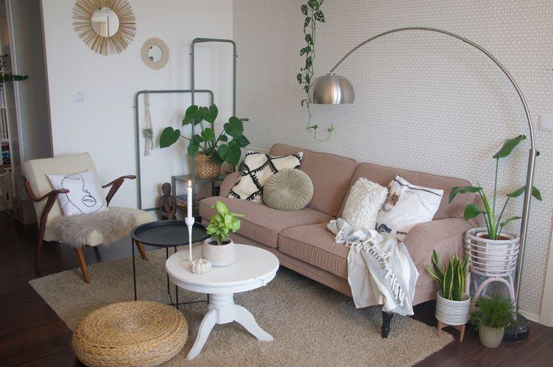 Rýchla zmena obývačky?