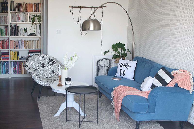 Zmena našej obývačky za nulové náklady
