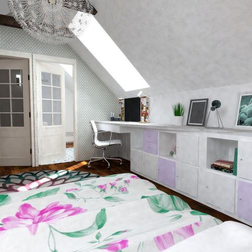 dievčenský apartmán so šatníkom a kúpeľňou