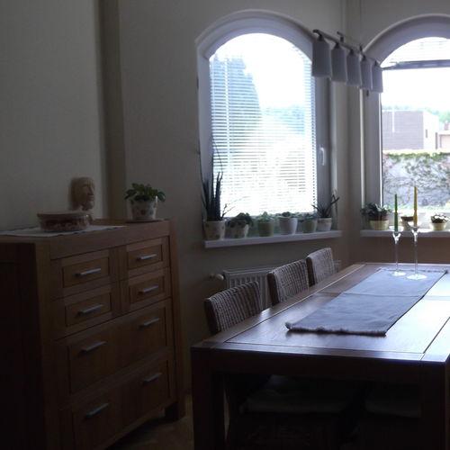 pôvodný interiér