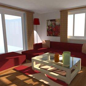 Rekonštrukcia časti bytu, Malacky /2012/