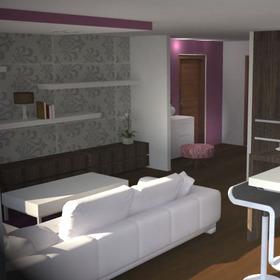 Rekonštrukcia bytu, Ružinov /2011/