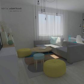 Návrh bytu v UNITAS /2015/